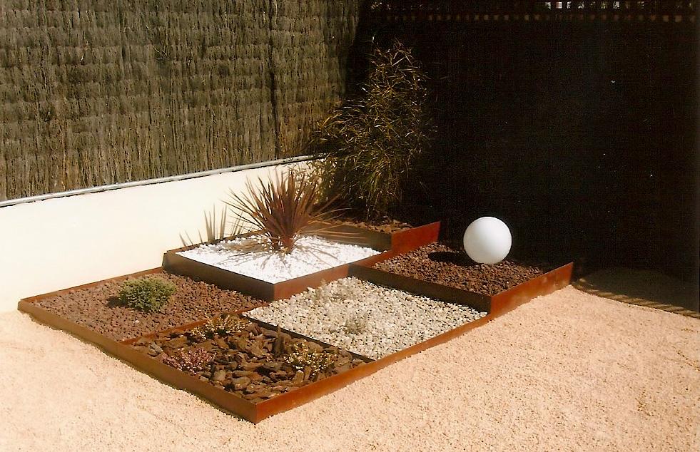 Paisajar jardineria for Jardines de bajo mantenimiento